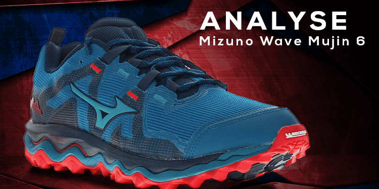Analyse Mizuno Wave Mujin 6