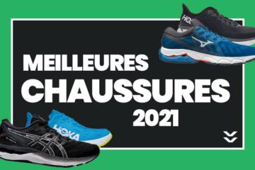 Meilleures chaussures running 2021