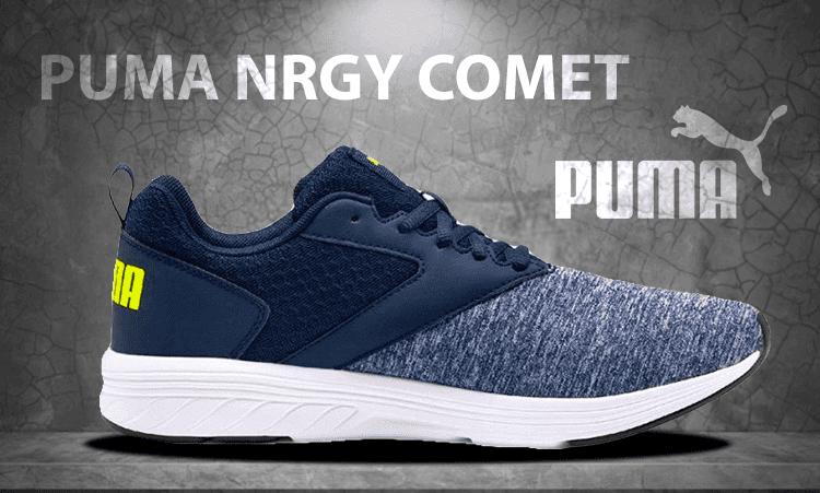 Puma NRGY Comet,, Laufschuhe