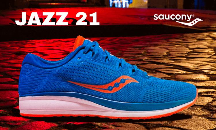 Saucony Jazz 21