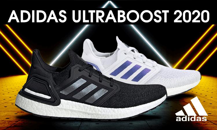 Adidas Ultraboost 20 : Présentation et analyse ...