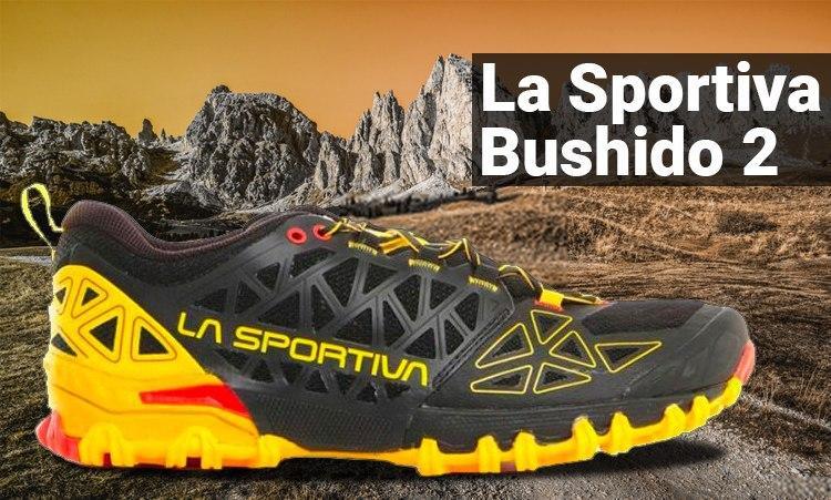 la sportiva bushido 2