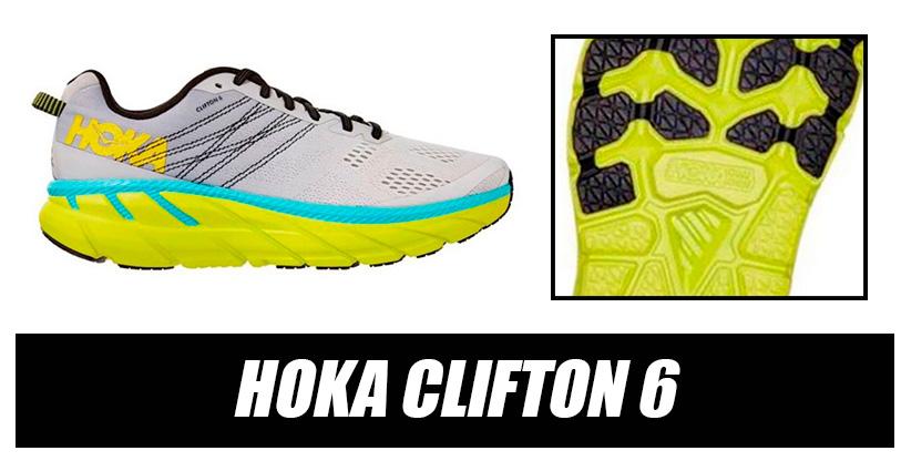 Zapatillas Hoka 2020; Hoka Clifton 6