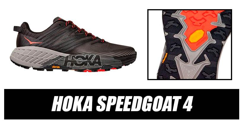 Zapatillas trail Hoka 2020