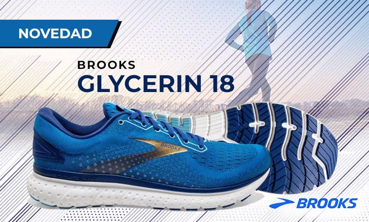 Brooks Glycerin 18