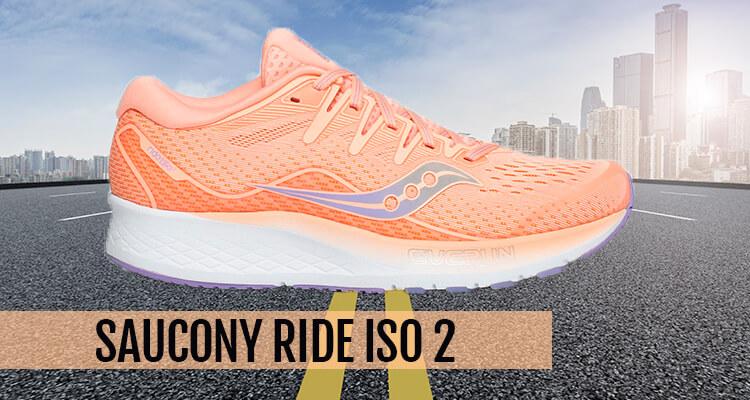 Saucony Ride ISO 2