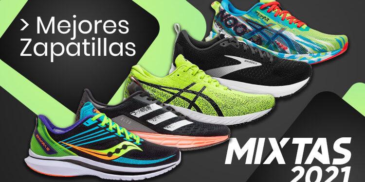 zapatillas mixtas