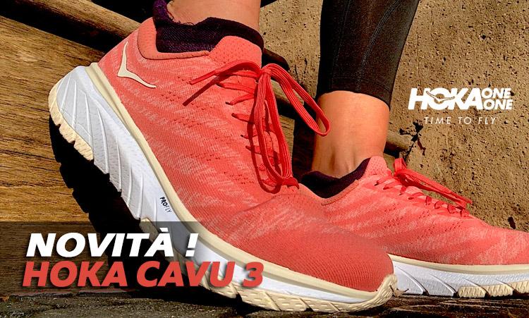 Hoka Cavu 3