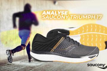 Analyse Saucony Triumph 17