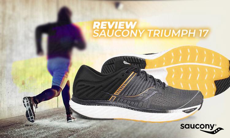 Saucony Triumph 17 – Analyse