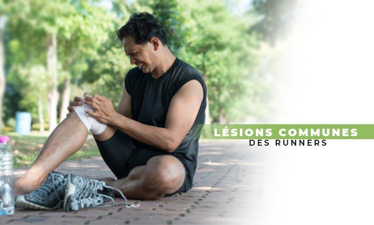 Lësions fréquentes au running