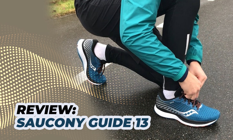 Review Saucony Guide 13