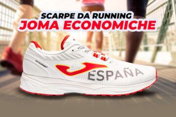 scarpe running joma