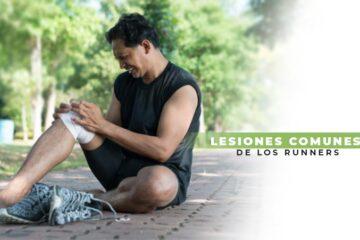 Lesiones más comunes en el running