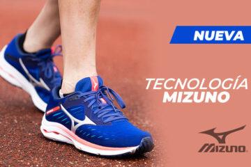 Nuevas Mizuno Rider 24