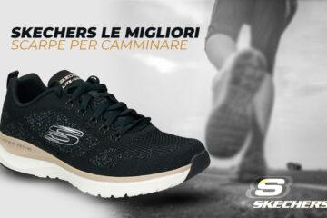 Skechers scarpe