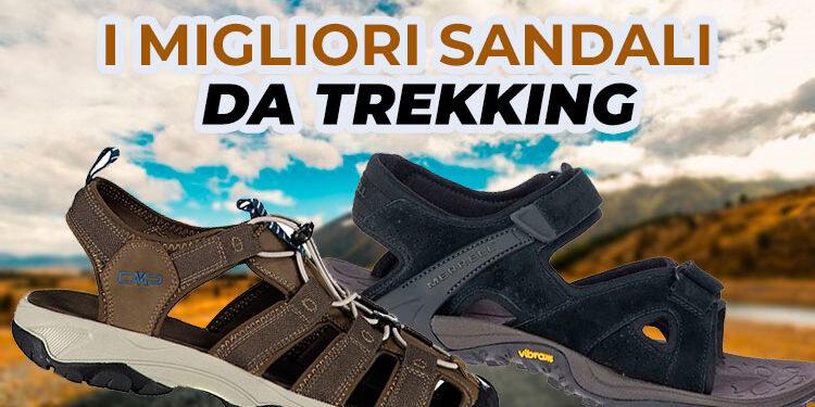 Sandali da trekking