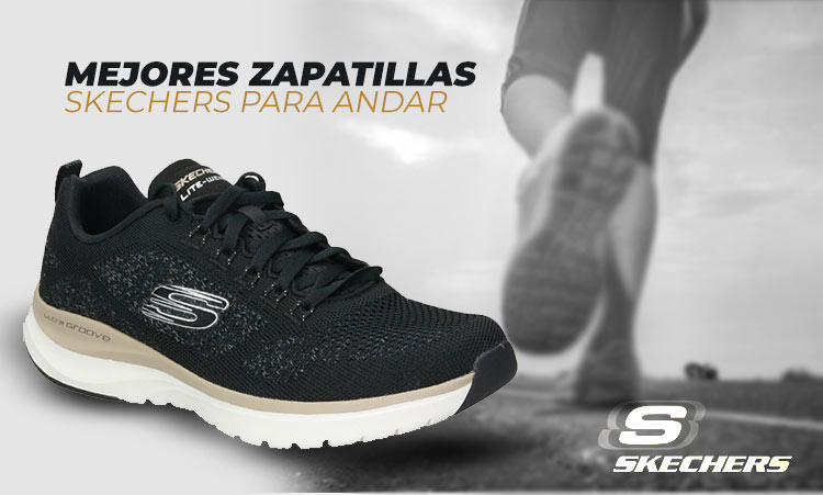 Zapatillas Skechers para andar