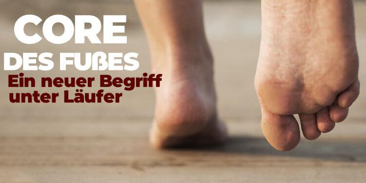 Core des Fußes