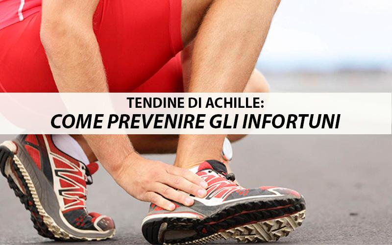 Dolore nel tendine di Achille