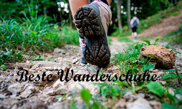 Beste Schuhe zum Wandern auf Asphalt und Bergen