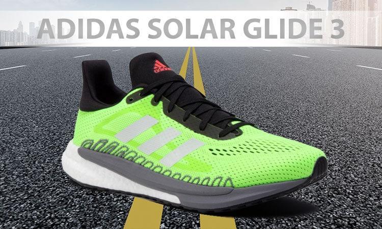 Adidas Solar Glide 3, zapatillas neutras