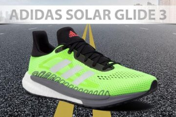 Chaussures Adidas Solar Glide 3