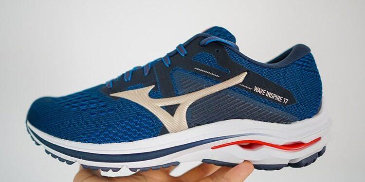 Mizuno Wave Inspire 17 Schuhe
