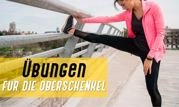 Entdecken Sie die Funktionen und die besten Strecken, um die Kniesehnen zu stärken