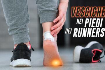 Come curar le vesciche dei piedi