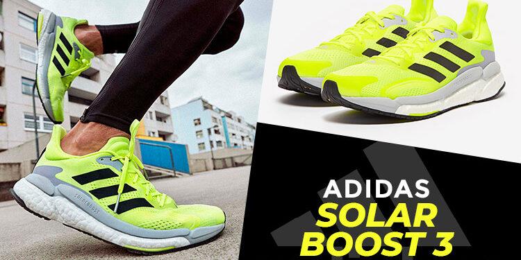 Neue Adidas Solarboost 3