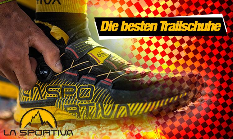 La Sportiva Trailschuhe