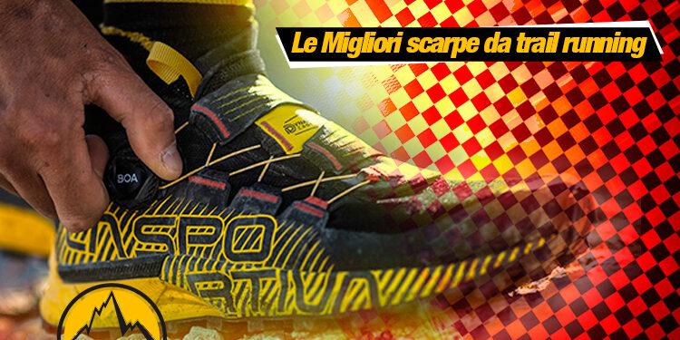 scarpe trail running La Sportiva