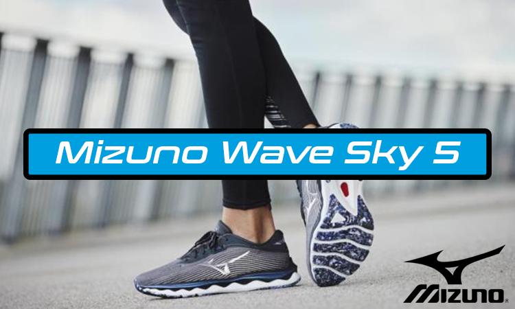 Mizuno Wave Sky 5 für Damen