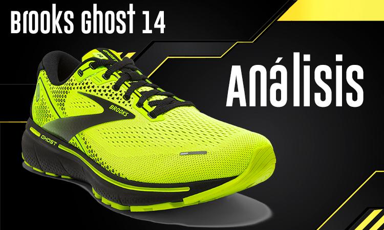 Brooks ghost 14