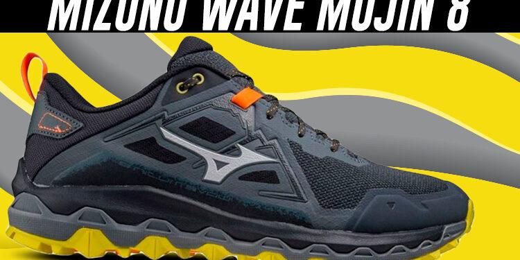 Mizuno Wave Mujin 8