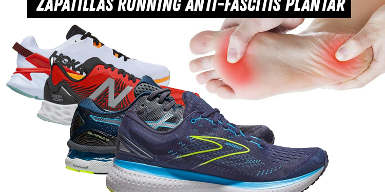 Mejores zapatillas running para fascitis plantar