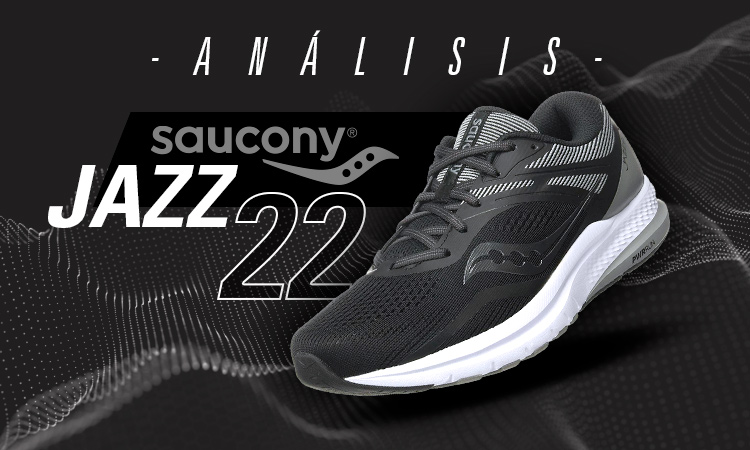Saucony Jazz 22