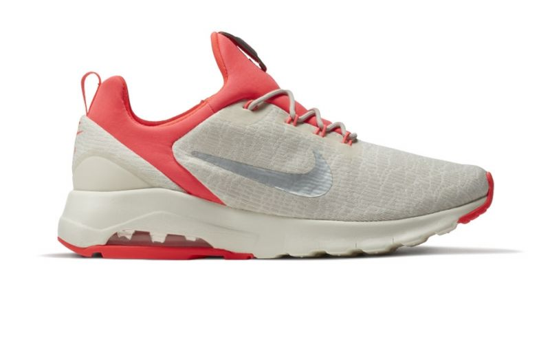 AIR MAX MOTION RACER DAMEN WEISS ROT N916786 100