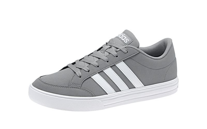 adidas neo vs set gris