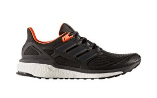 adidas ENERGY BOOST NOIR ORANGE BB3452