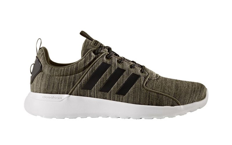 adidas neo CLOUDFOAM LITE RACER OLIVE GREEN BB9824 44f5fa66cbcde