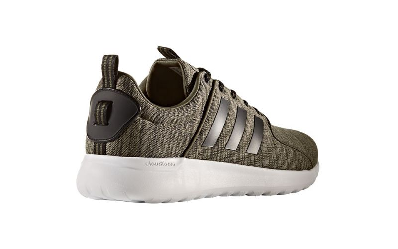 ADIDAS NEO CLOUDFOAM LITE RACER OLIVE GREEN   Spectacular offer