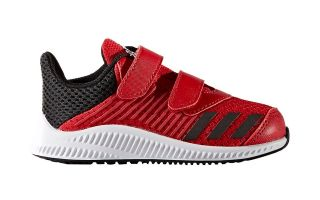 ADIDAS FORTARUN CF I JUNIOR ROJO BY8976