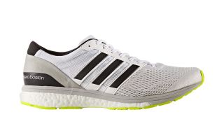 ADIDAS ADIZERO BOSTON BLANCO PLATA