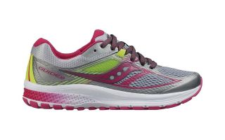 Saucony KIDS GUIDE 10 GIRL GRIS SY56417