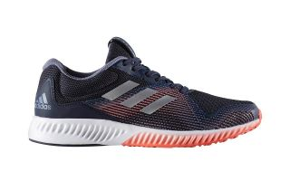 adidas AEROBOUNCE RACER MUJER GRIS BY3830