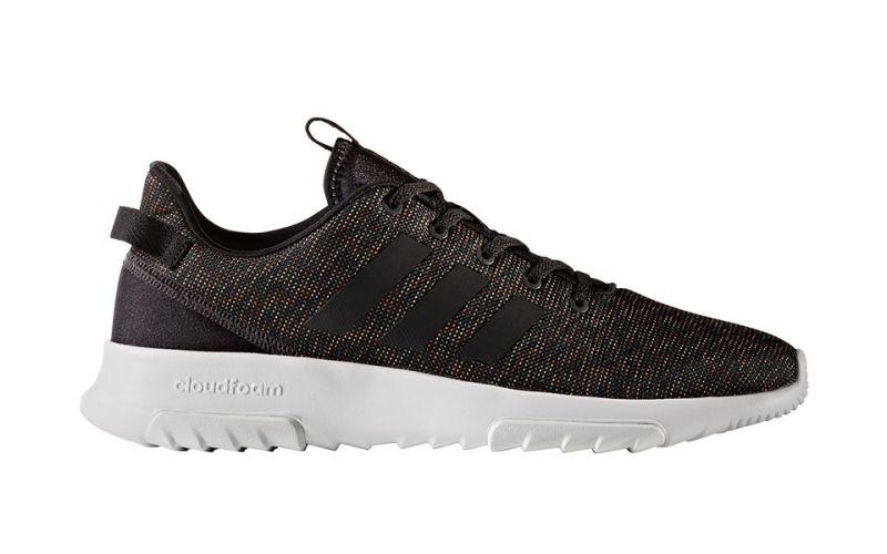 adidas neo cloudfoam racer tr black uomini scarpe casual