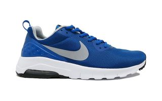 Nike AIR MAX MOTION LW BLUE N917650 400