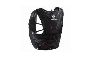 Salomon SAC A DOS ADV SKIN 12 SET NOIR